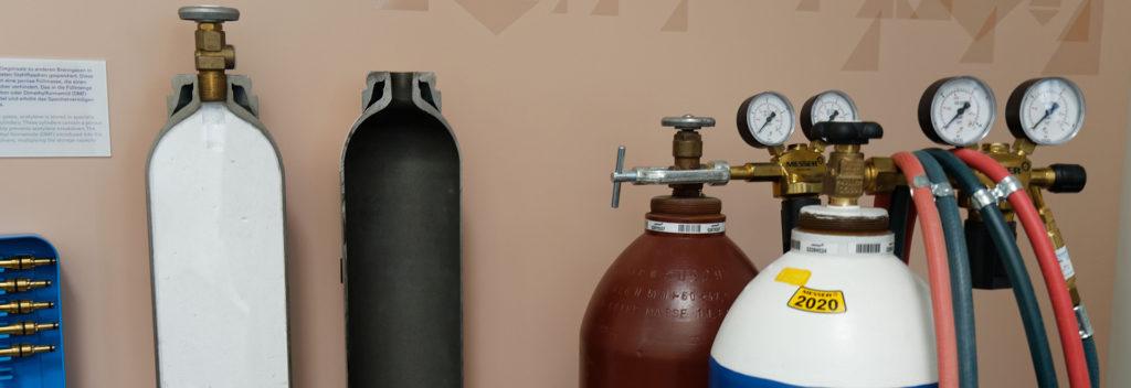 Bình khí công nghiệp