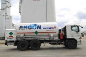 Dịch vụ cấp lỏng Argon